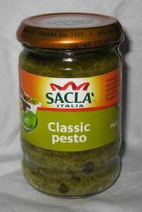 Sacla Pesto Sauce