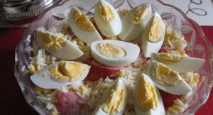 Karen's French Egg Rice Salad