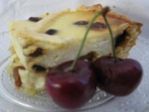 Karens Apple Crostata Slices