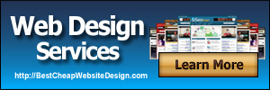 Best Cheap Website Design.com - Great websites at affordable prices!